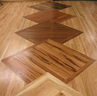custom floor - Flooring