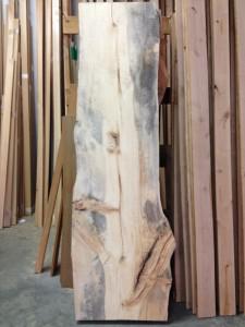 pine slab